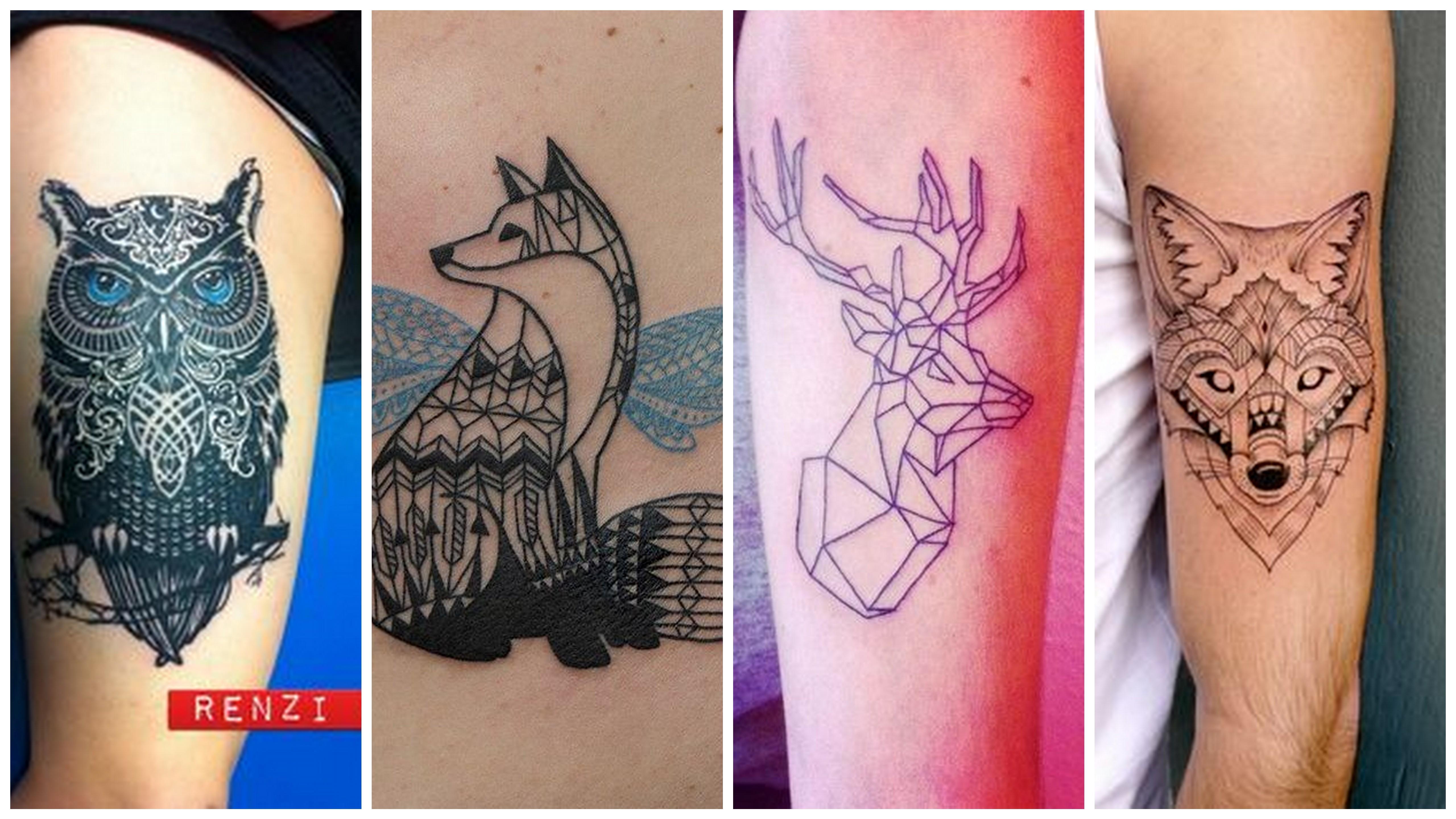 tatouage animaux et nature mod les et exemples. Black Bedroom Furniture Sets. Home Design Ideas