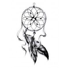 tatouage attrape reve oiseau mod les et exemples. Black Bedroom Furniture Sets. Home Design Ideas