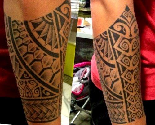 Tatouage avant bras homme celtique mod les et exemples - Modele tatouage avant bras ...