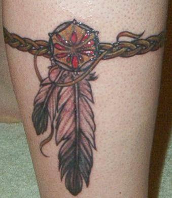 foto de Tatouage bracelet indien Modèles et Exemples