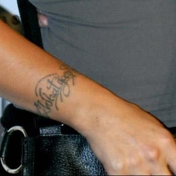 Tatouage Bracelet Poignet Prenom Modeles Et Exemples
