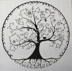 tatouage celtique arbre de vie mod les et exemples. Black Bedroom Furniture Sets. Home Design Ideas