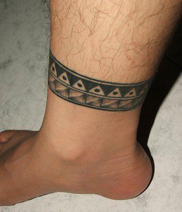 Tatouage Maorie Bracelet Awesome Tatouage Cheville Bracelet Polyn