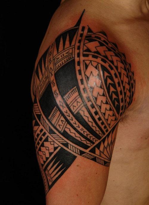 Tatouage Epaule Homme Modeles Et Exemples