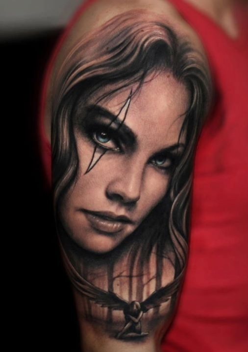 naked sexy womens tattoos