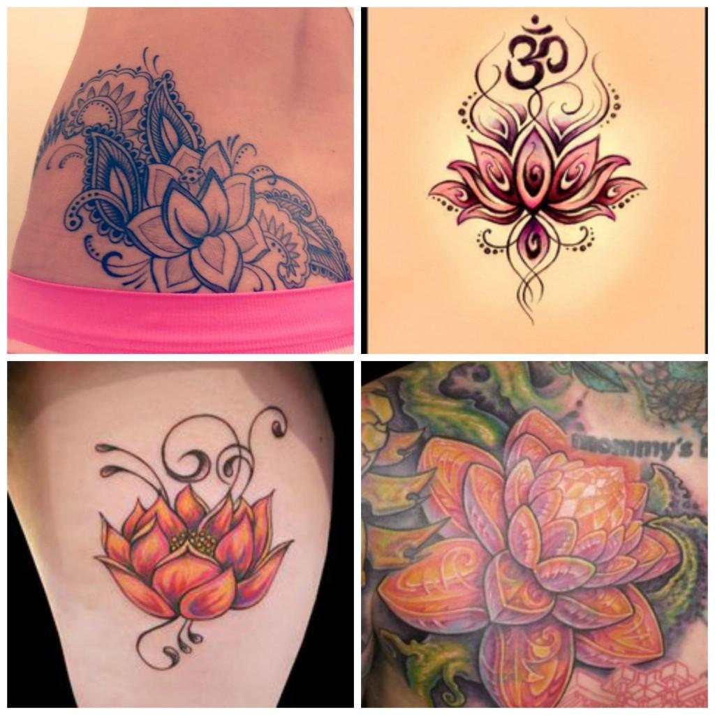 tatouage petite rose dos
