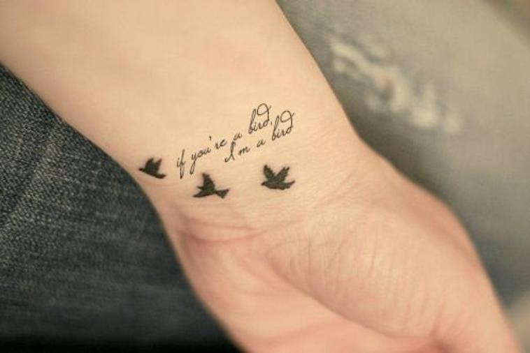 Tatouage infini love poignet mod les et exemples - Tatouage infini signification ...