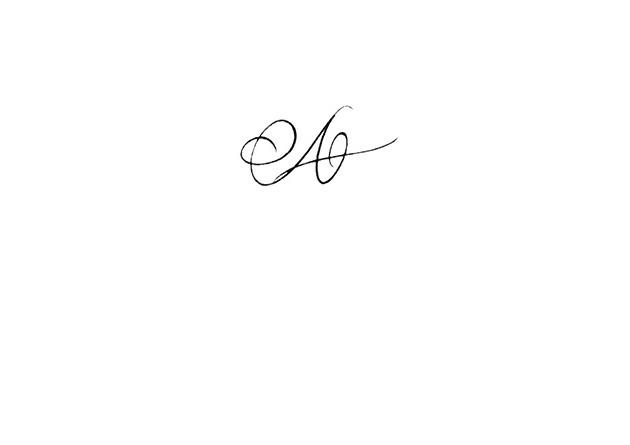 Tatouage initiale ac mod les et exemples - Modele tatouage lettres entrelacees ...