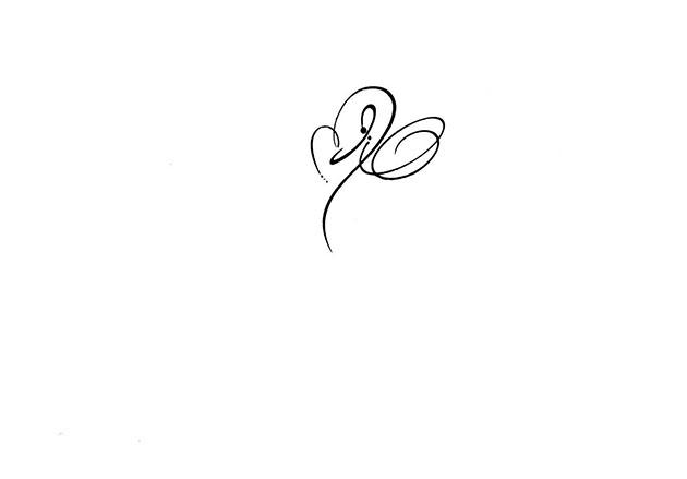 Tatouage initiale r mod les et exemples - Modele tatouage lettres entrelacees ...
