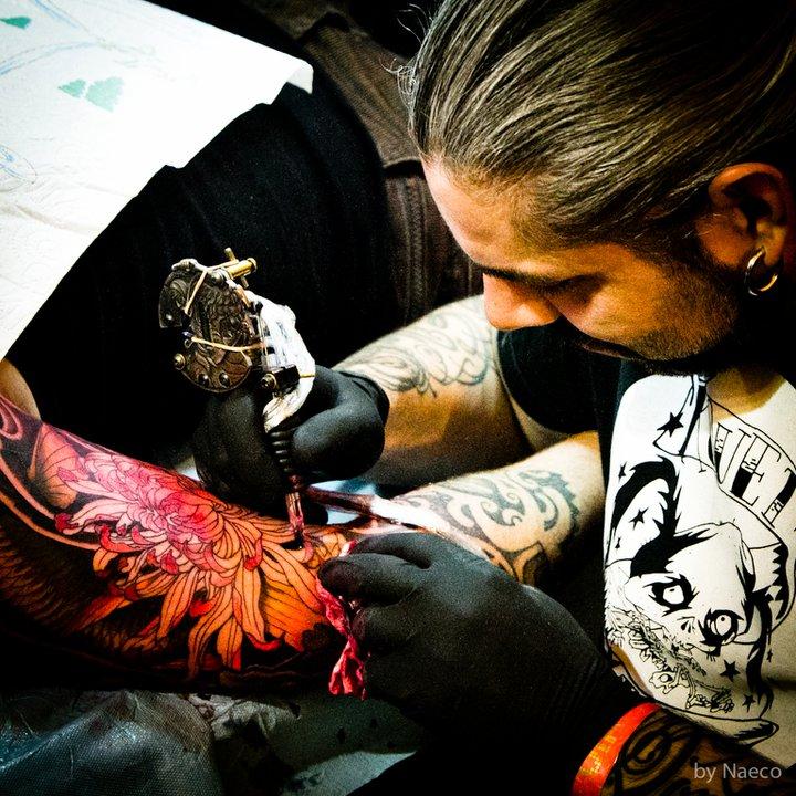 tatouage japonais toulon