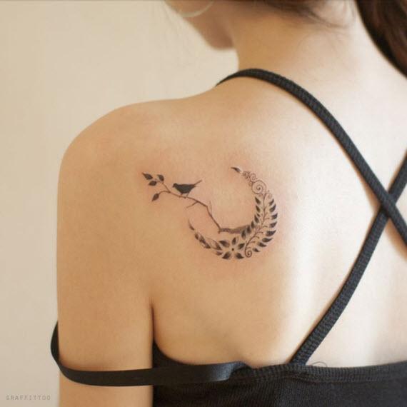 tatouage oiseau libert mod les et exemples. Black Bedroom Furniture Sets. Home Design Ideas