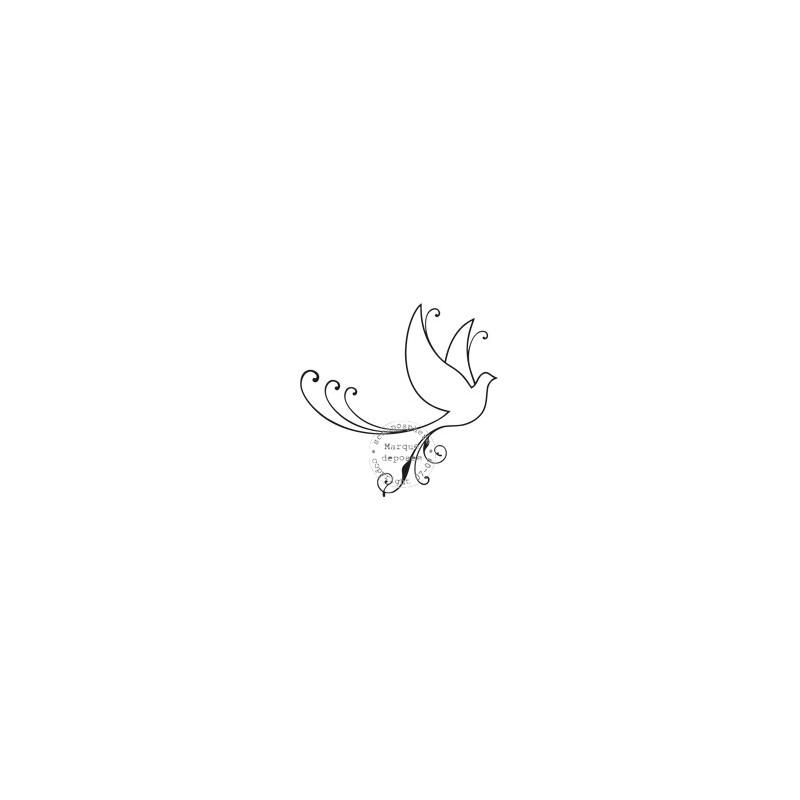 tatouage oiseau lyre