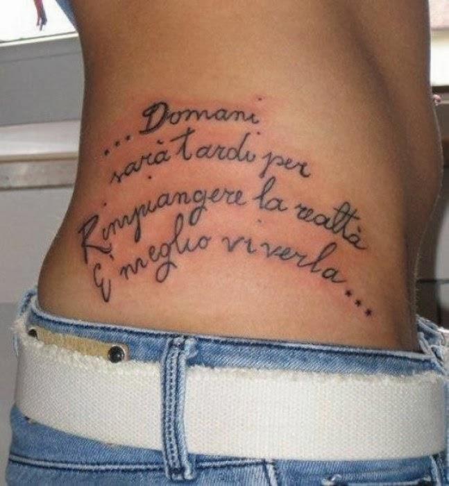 Célèbre Tatouage Phrase Famille. Tattoo Phrase Amour Famille With Tatouage  FL23