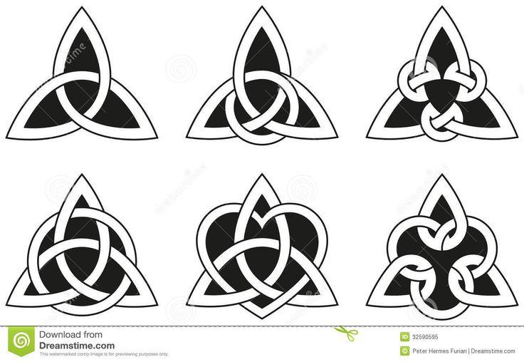 Tatouage signe celtique mod les et exemples - Symbole famille tatouage ...