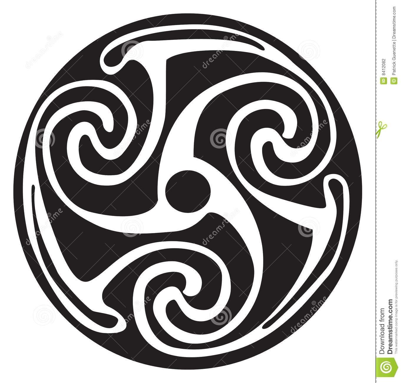 tatouage signe celtique