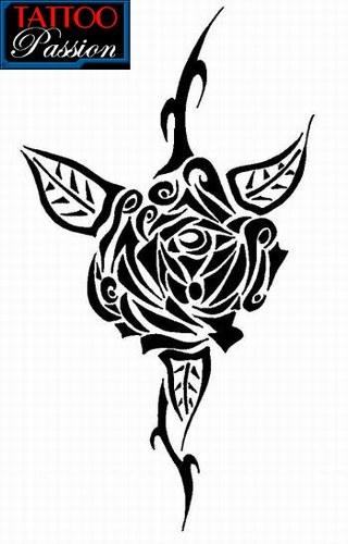 tatouage tribal amour mod les et exemples. Black Bedroom Furniture Sets. Home Design Ideas
