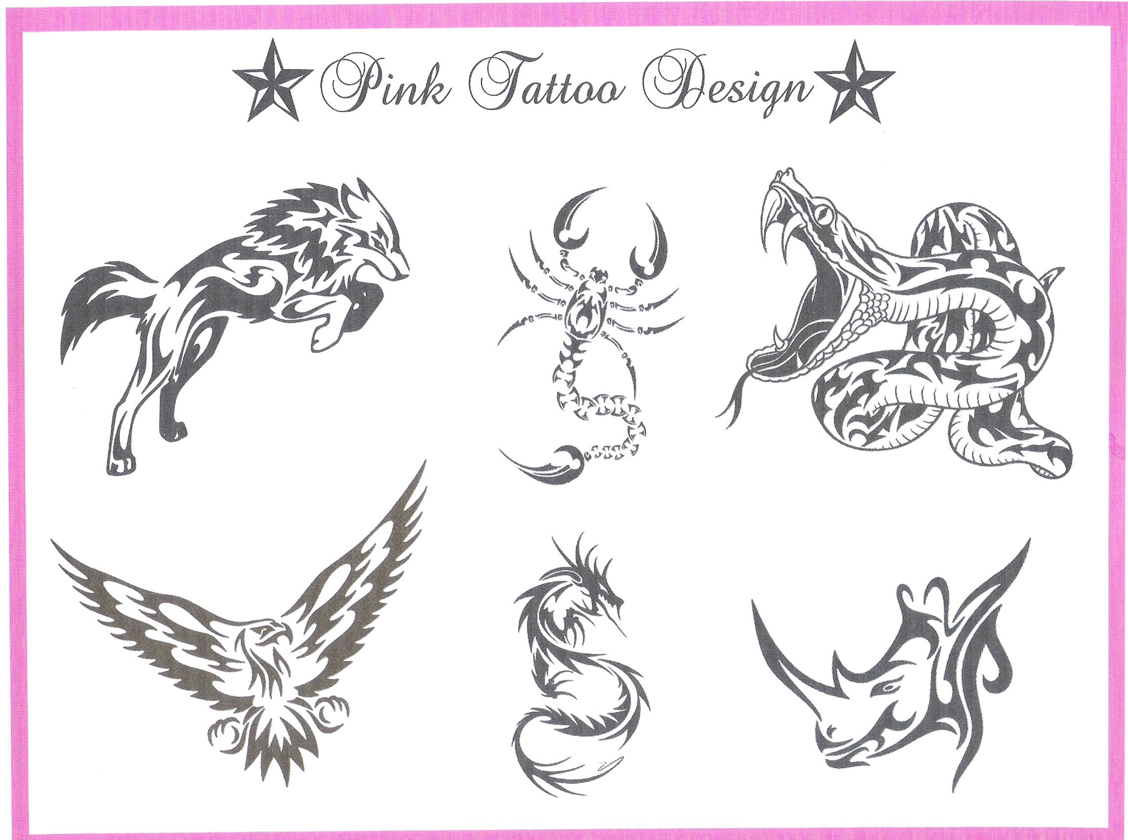 tatouage tribal animaux mod les et exemples. Black Bedroom Furniture Sets. Home Design Ideas