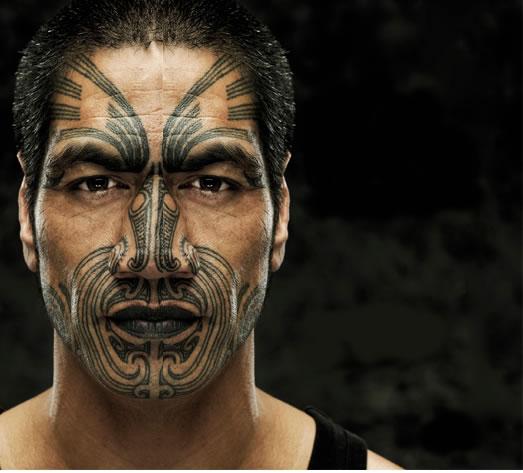 tatouage tribal nouvelle zelande