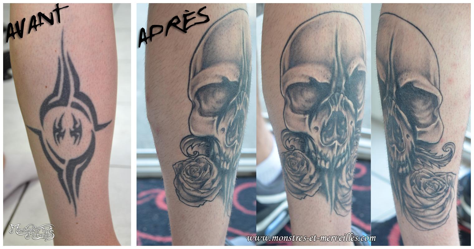 rattrapage tatouage avant apr s