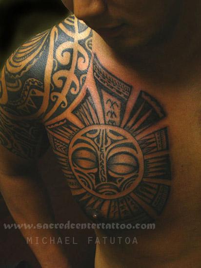 tatouages polyn siens hommes mod les et exemples. Black Bedroom Furniture Sets. Home Design Ideas